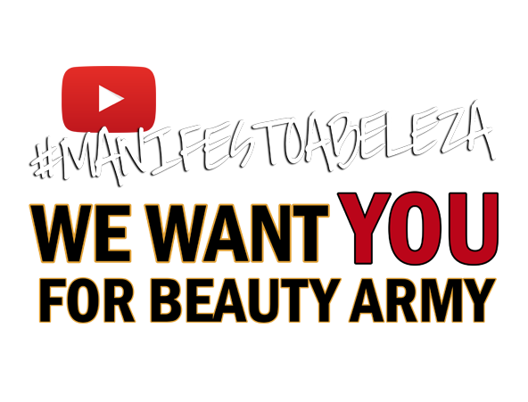 YouTube Namastê Cabelo & Beleza #manifestoabeleza